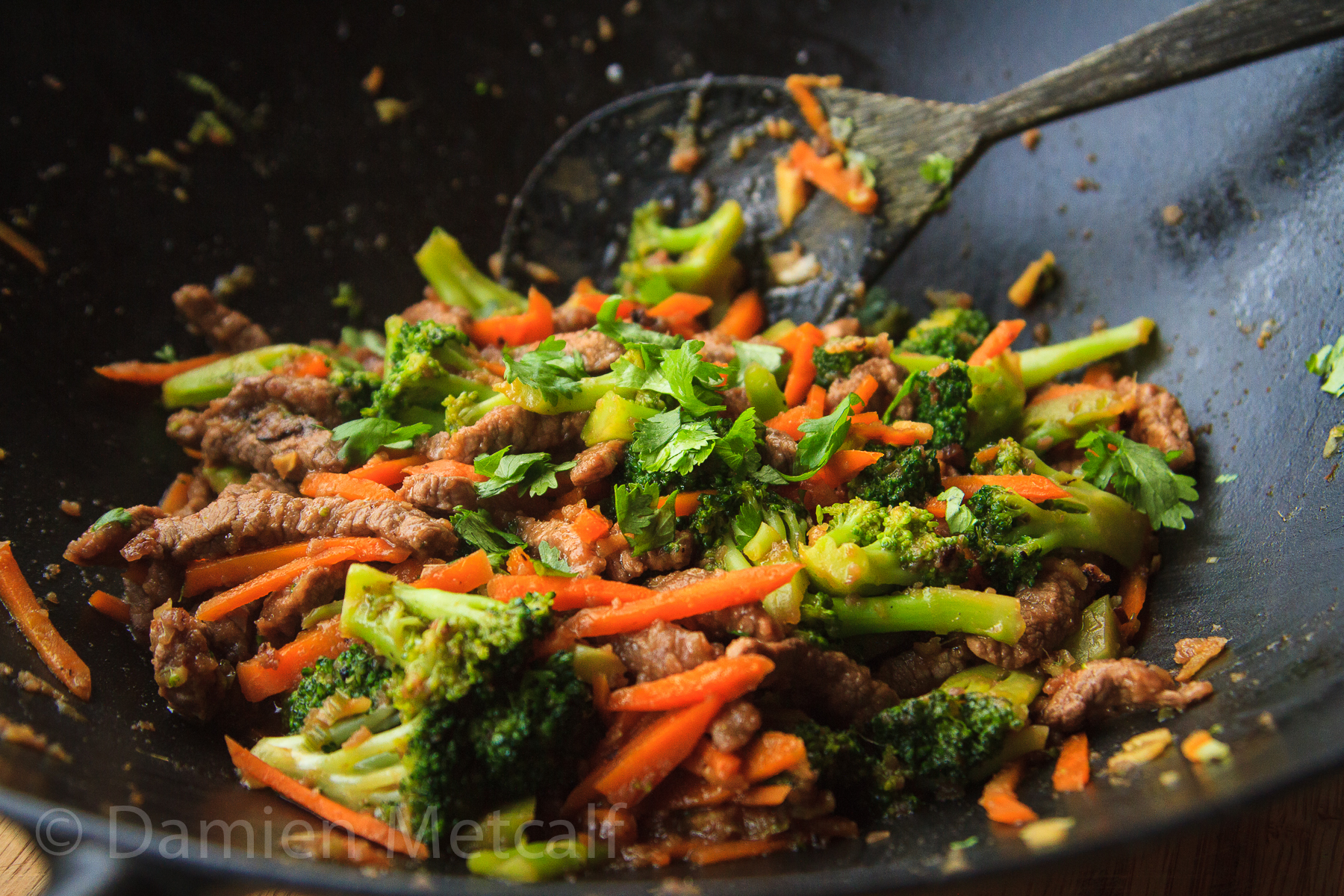 Broccoli Stir-Fry With Nuts | The Natural Psoriasis Treatment Program